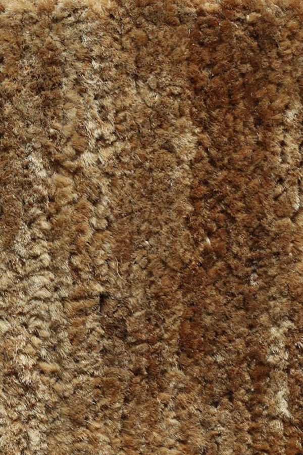 Natural Pile Hemp Rug closeup