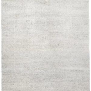 White Pile Bamboo Rug